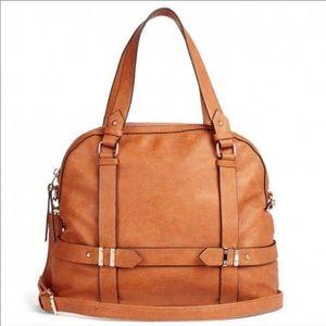 SOLE SOCIETY BOWLER BAG